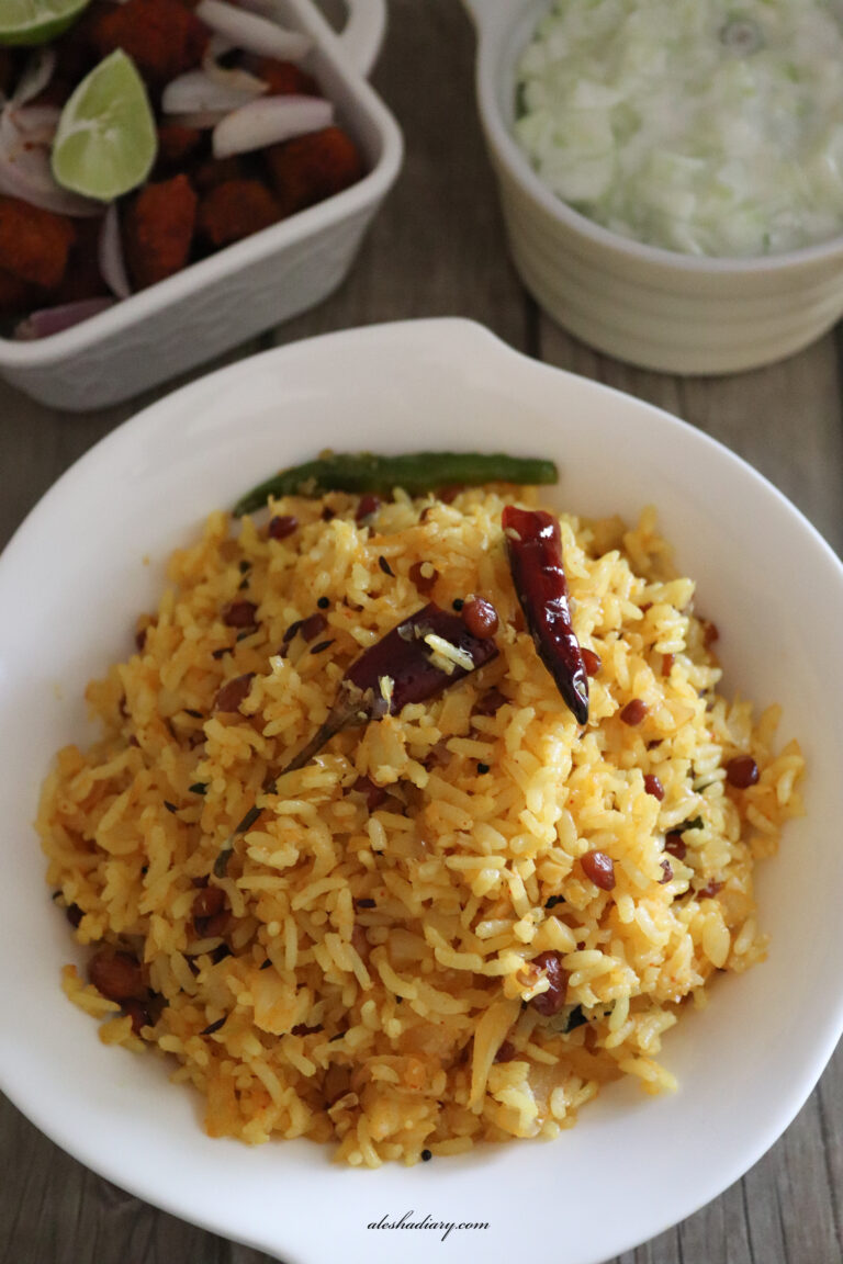 Cabbage Rice – Muttakose Sadam
